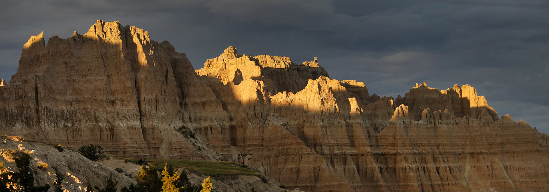 South Dakota: Black Hills, Badlands & Mickelson Trail
