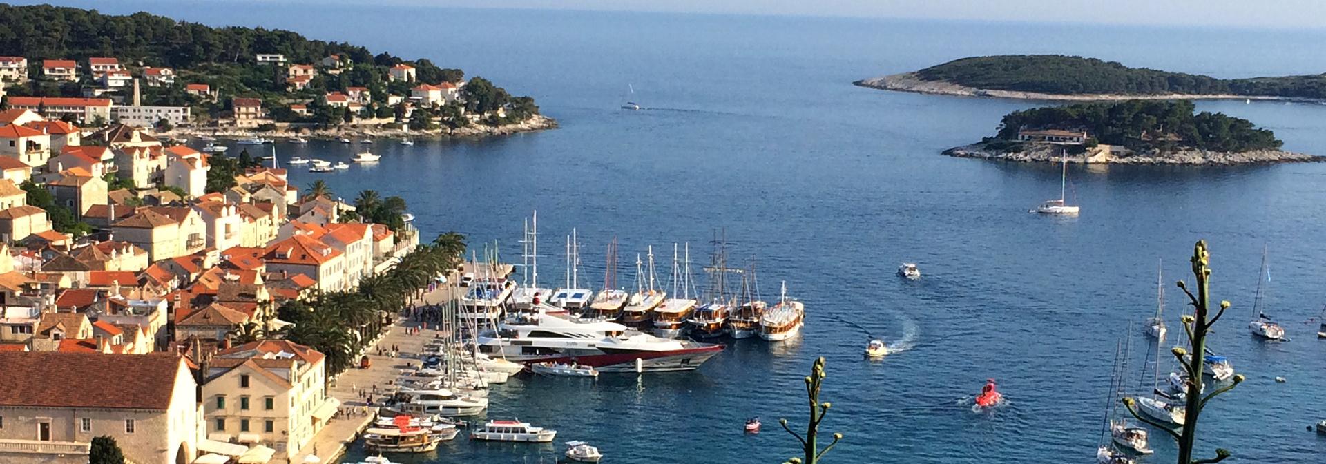 Croatia: Bike and Boat
