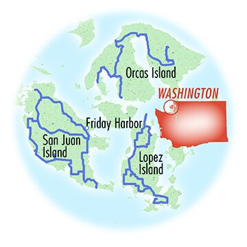Washington: San Juan Islands